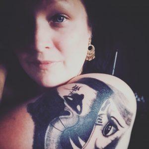 Shiva Ganesha tattoo